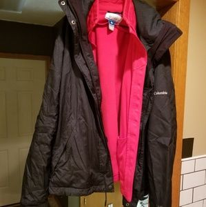 Women's Columbia Coat
